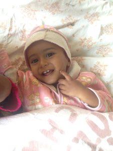 Brihanu at the Hospital