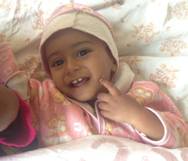 Brihanu starts his 2 month hospital stay